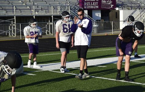 Michael Kelly Takes over as the Head Coach for the Owls