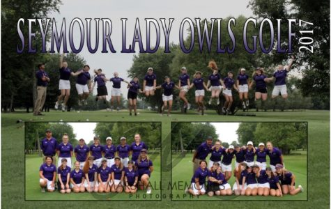 Lady Owl's Golf Team Prepare for Regionals