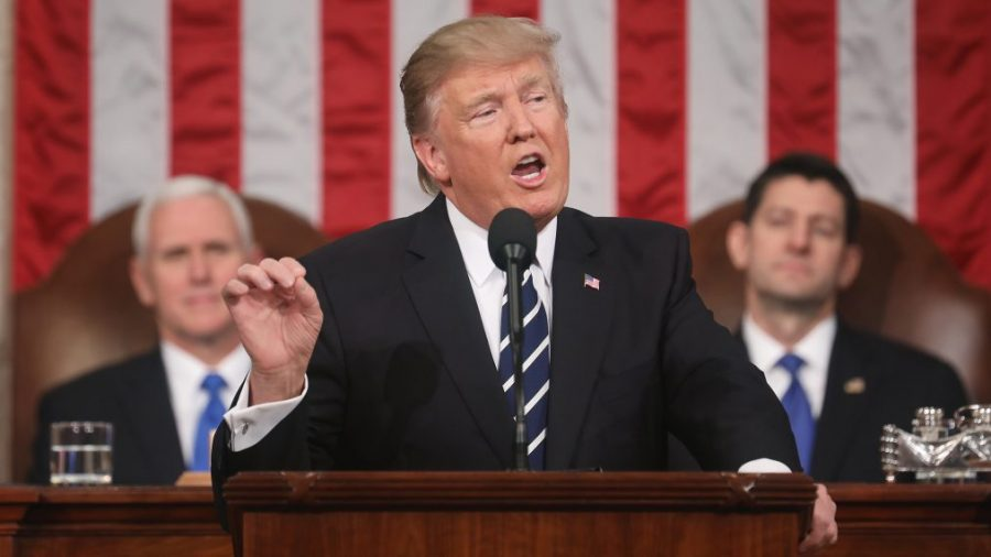 Are We Great Yet? - President Trump's First 'State of the Union' Address