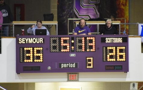 Seymour High School Sports, Seymour vs Scottsburg