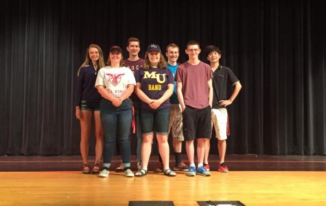 Seniors sign to continue music careers