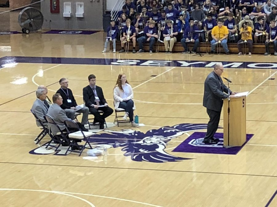 SHS Honors 2018 Hall of Fame Recipients