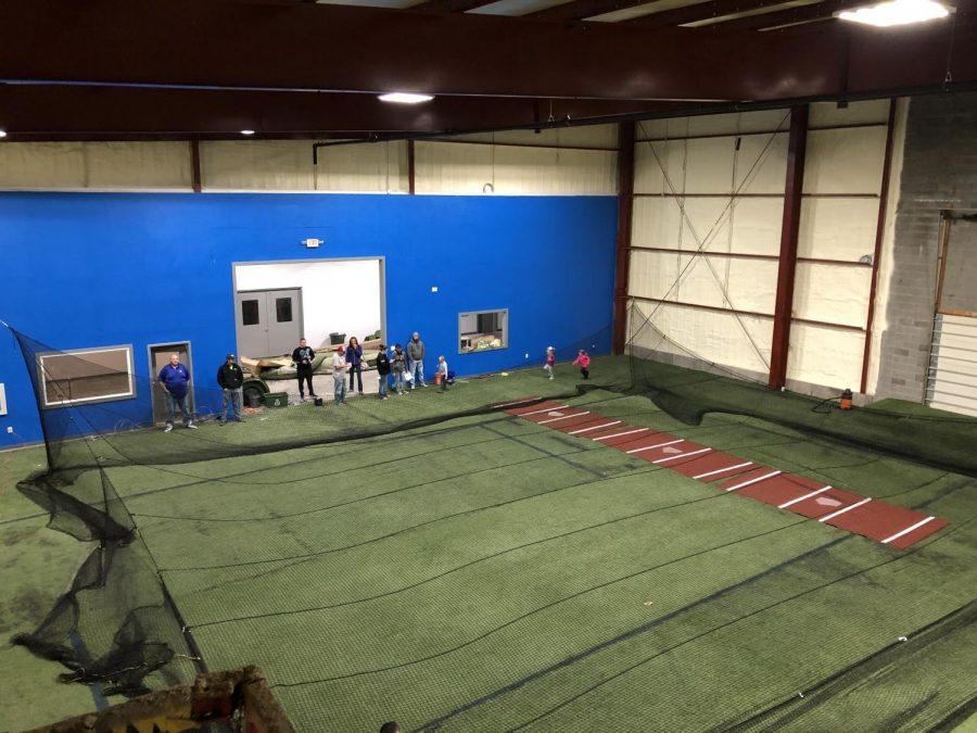 New Batting Facility in Seymour Helping Local Kids Improve Baseball Skills Year Round