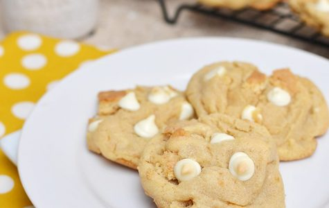 Banana​ ​Cream​ ​Cookies