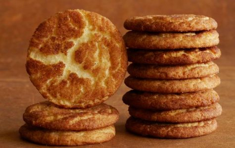 Snickerdoodle​ ​Cookies
