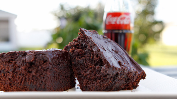 Double​ ​Chocolate​ ​Coke​ ​Cake