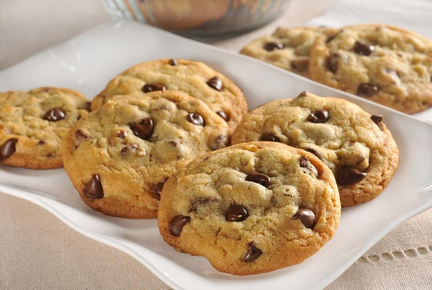Toll​ ​House​ ​Chocolate​ ​Chip​ ​Cookies