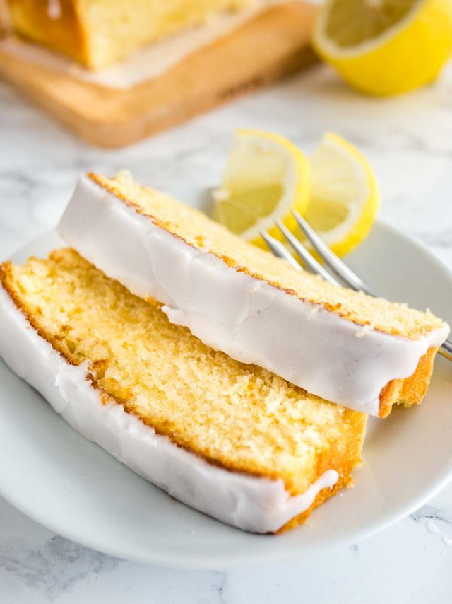 Starbucks​ ​Lemon​ ​Loaf