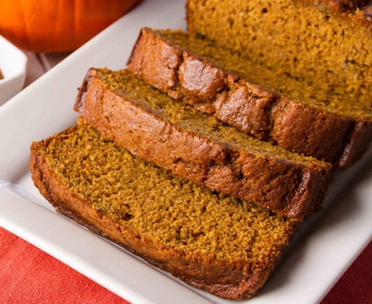 Pumpkin​ ​Bread