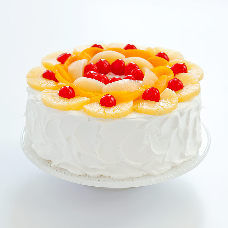 Fruit​ ​Cocktail​ ​Cake