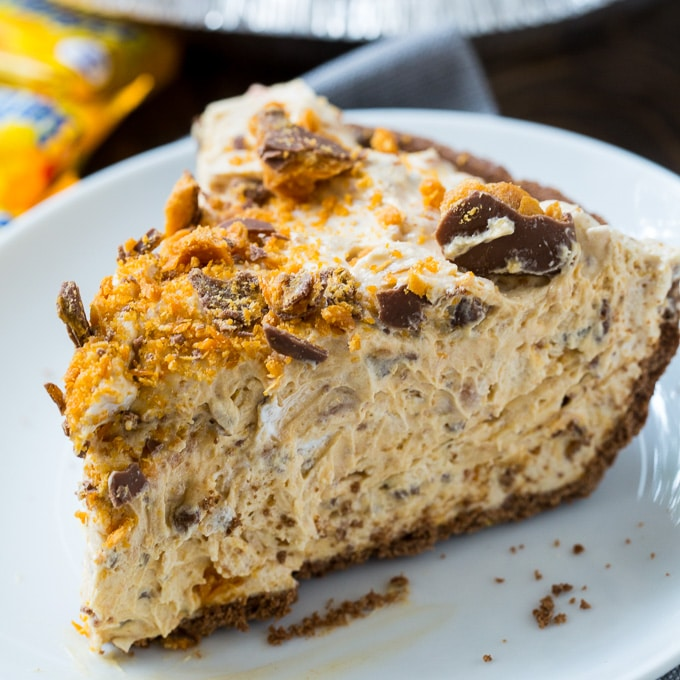 Butterfingers​ ​Pie