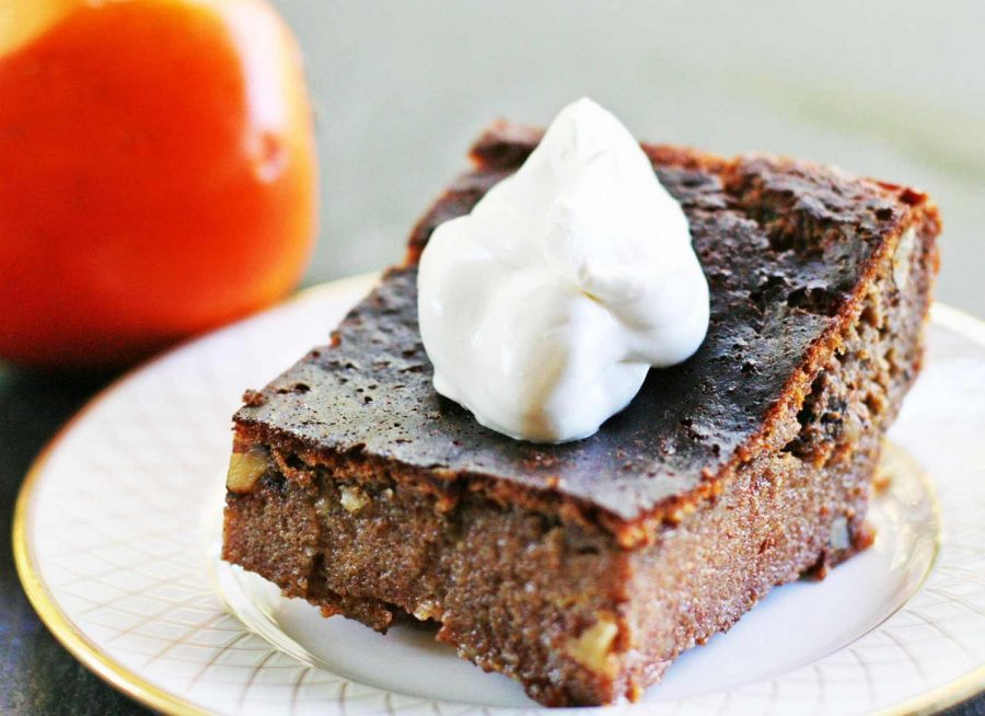 Persimmon​ ​Pudding