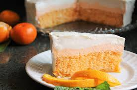 Orange​ ​Dream​ ​Cake