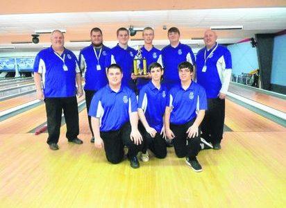 Seymour Varsity Boys Bowling Team Makes History