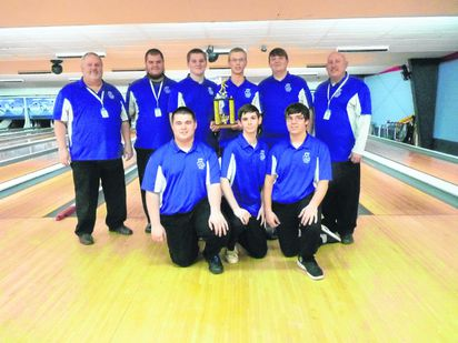 Seymour Varsity Boys Bowling Team Makes History