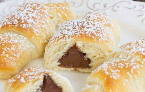 Hershey's Kisses Milk Chocolate Crescent Recipe