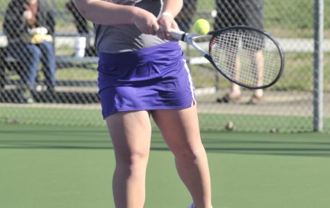 Lady Owls Tennis