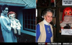 The story behind Annabelle