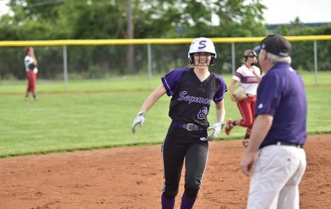 Softball Wins Opening Round of Sectionals