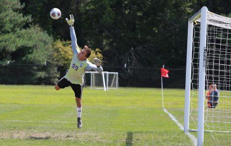 Boys Soccer Loses Away Against Whiteland