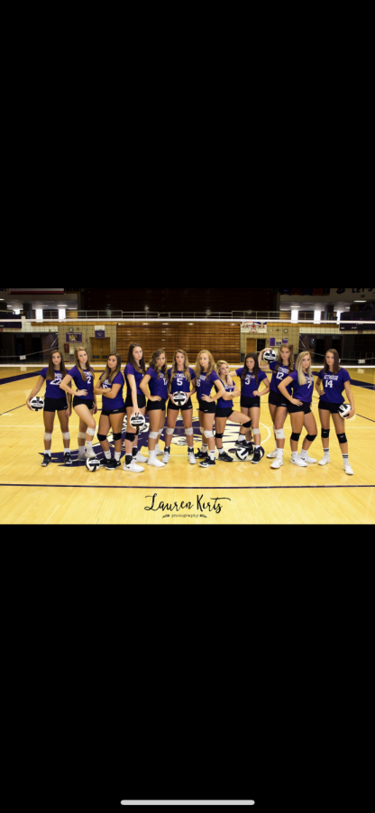 Strong Start for Lady Owls Volleyball