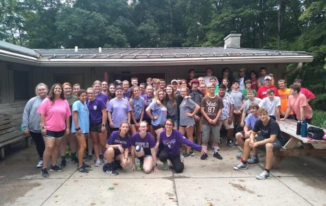 SHS' Varsity Chorale Attends Retreat in Martinsville