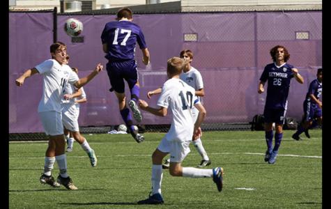 Boys Soccer Ties 0-0 At Home Against Oldenburg Academy