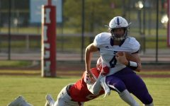 Football Team Improves to 2-0 After Big Win at Jeffersonville