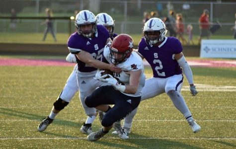 Football Team Suffers First Loss in Heart Breaker vs. Bedford