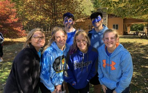 Cookie Monsters Win the NHS Amazing Race 2019