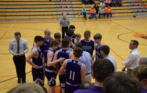 Boys Basketball Gets Conference Win at Columbus East