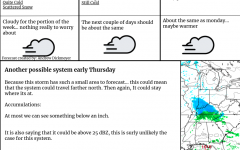 Weather Update for January 27th, 28th and 29th