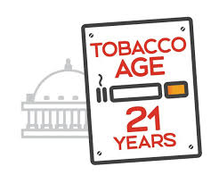 Tobacco Law Changed