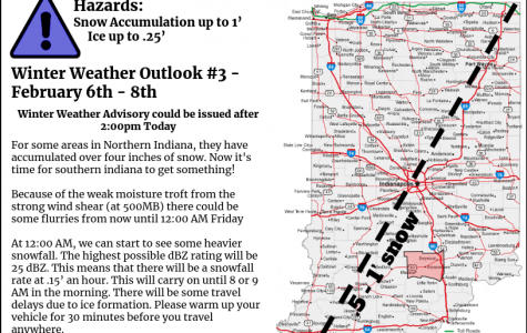 Snow Forecast for February 6th-8th