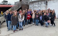Seymour High School Seniors Visit Indiana University