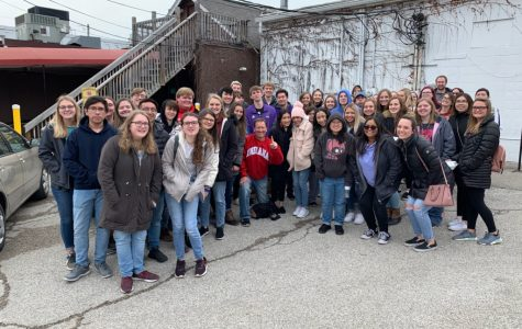 Seymour High School Seniors Visit Indiana University