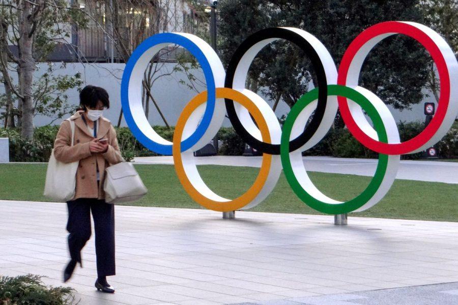 2020 Summer Olympics Postponed