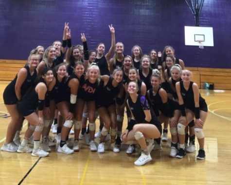 Despite Delay, Lady Owls Volleyball Begins 2020 Season