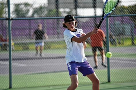 All Good Things Must Come to an End - Tennis Boys Sectionals